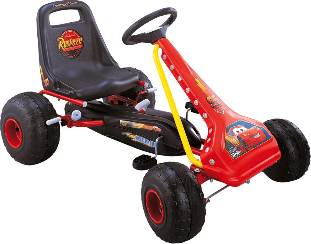 Stamp Cars Go-Kart