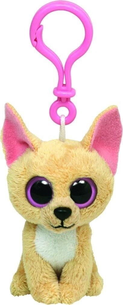 Ty Beanie Clip - Schlüsselanhänger Chihuahua Na...