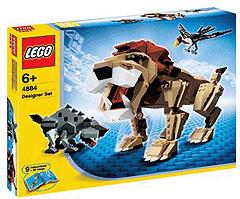 LEGO Designer 4884