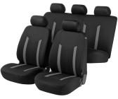 Schwarz-rot Effekt 3D Sitzbezüge für HYUNDAI i20 Autositzbezug Komplett