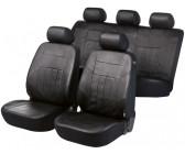 2 Einzelsitze Armlehne innen Kunstleder Sitzbezug anthrazit kompatibel mit Mercedes-Benz Viano//Vito Walser 11505 Autoschonbezug Transporter Passform