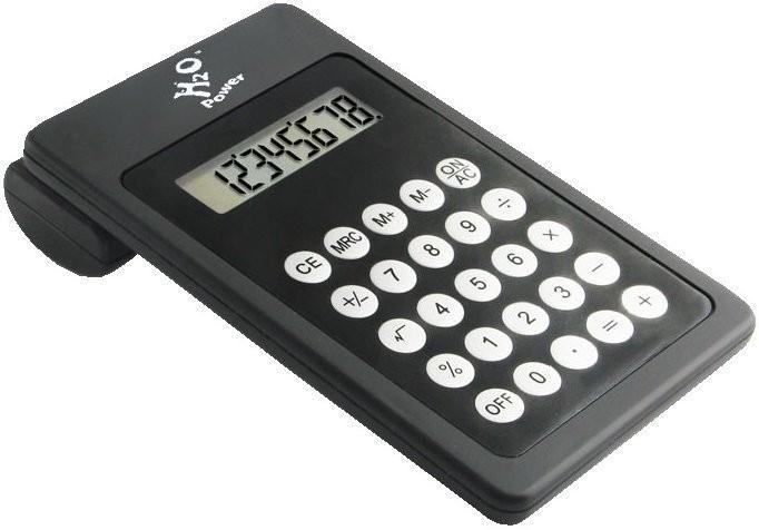 Image of H2O Power Slimline Calculator