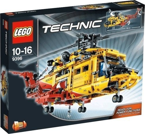 LEGO Technic Hubschrauber (9396)