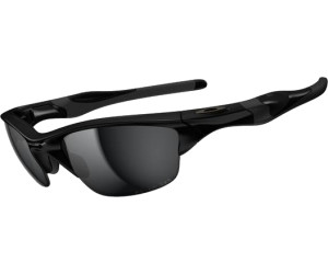 OAKLEY HALF JACKET 2.0 Polished Black/Black Iridium Polarized OO9144-04 59KlAWE1