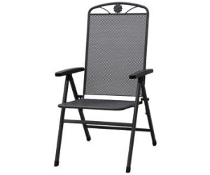 siena garden saseo klappsessel streckmetall ab 139 00 preisvergleich bei. Black Bedroom Furniture Sets. Home Design Ideas