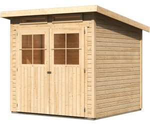 karibu gl cksburg 3 213 x 217 cm ab 689 00. Black Bedroom Furniture Sets. Home Design Ideas