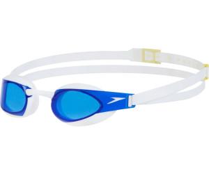speedo Fastskin Elite Goggle White/Blue 2018 Schwimmbrillen APaDkQWgMX
