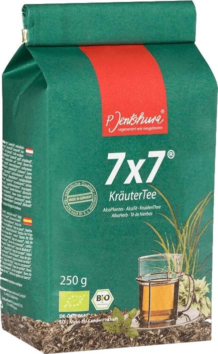 P. Jentschura 7x7 KräuterTee (100 g)