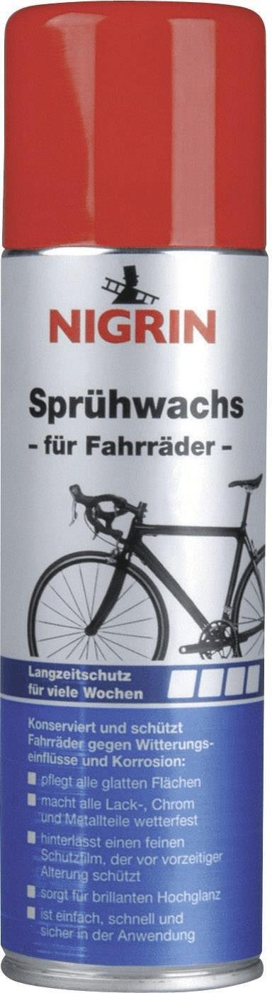 Nigrin Bike Line Fahrradglanz