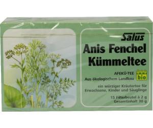 Salus Pharma Aniseed Fennel & Caraway (15 Bags)