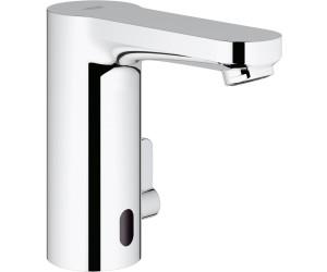 grohe eurosmart ce infrarot waschtischarmatur batteriebetrieb 36327 ab 285 00. Black Bedroom Furniture Sets. Home Design Ideas