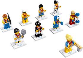 LEGO Olympische Spiele Mini-Figuren (8909)