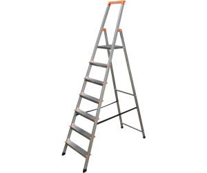 Ordentlich Leiter 3,32 bis 4,2 m Arbeitshöhe Preisvergleich | Günstig bei  FF88