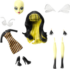 Mattel Monster High Create-a-Monster Bee (W9176)
