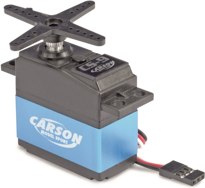 Carson CS-9 MG Standard Servo 9 kg /JR (502024)