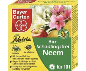 bayer garten bio sch dlingsfrei neem 30 ml ab 6 49. Black Bedroom Furniture Sets. Home Design Ideas