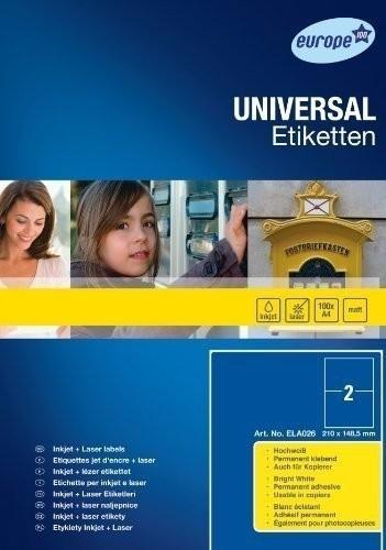 Image of europe 100 ELA026