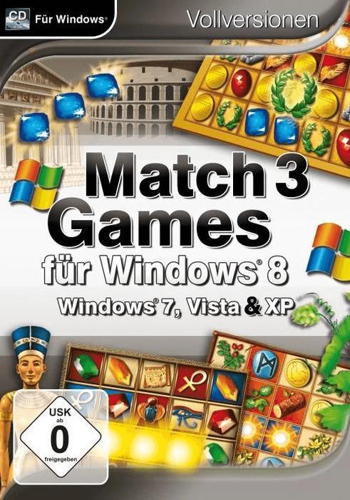 Match 3 Games für Windows 8, Windows 7, XP und ...