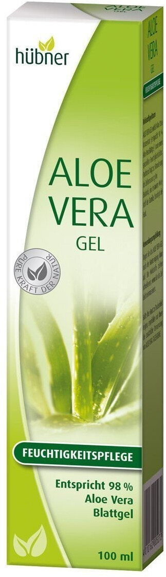 Hübner Aloe Vera Gel (50ml)