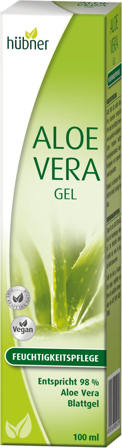 Hübner Aloe Vera Gel (100ml)