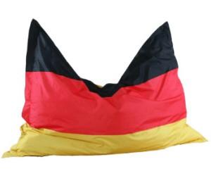 Kinzler Riesensitzsack Flagge (K-11290/395)