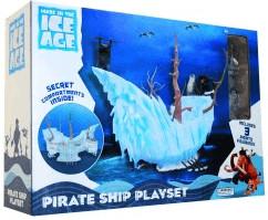 Universal Trends Ice Age 4 Piratenschiff Spielset