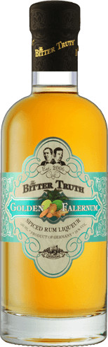 The Bitter Truth Golden Falernum 0,5l 18%