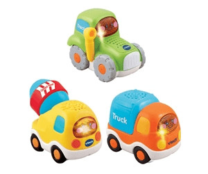 Buy Vtech Toot Toot Drivers 3 Car Pack Construction