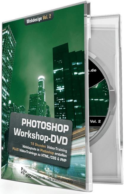 PSD-Tutorials Photoshop-Workshop-DVD - Webdesig...