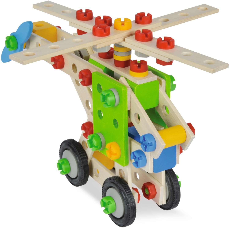Heros Constructor 120-teilig (39030)