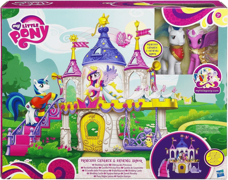 My Little Pony Hochzeitsschloss