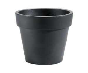 euro3plast pflanzk bel simple 50cm schwarz ab 34 90 preisvergleich bei. Black Bedroom Furniture Sets. Home Design Ideas