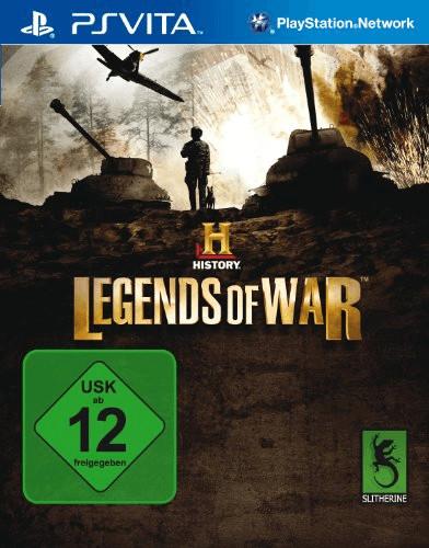 History: Legends of War (PS Vita)