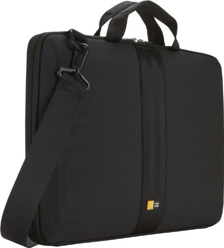 """Image of Case Logic 16"""" Hardshell Laptop Sleeve black (QNS-116K)"""