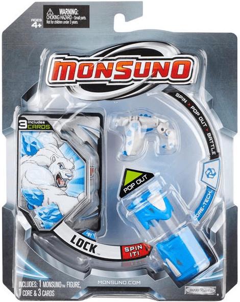 Giochi Preziosi Monsuno Starter Pack Wave 1 Sor...