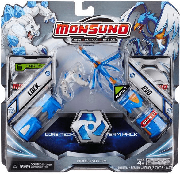 Giochi Preziosi Monsuno Core Battle Pack Wave 1...