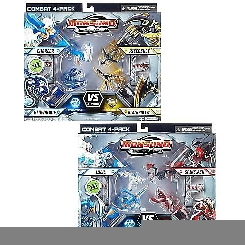 Giochi Preziosi Monsuno Core Combat Pack Wave 1...