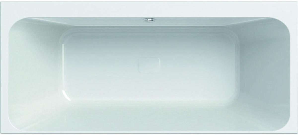Keramag myDay Rechteck-Badewanne 180 x 80 cm (6...