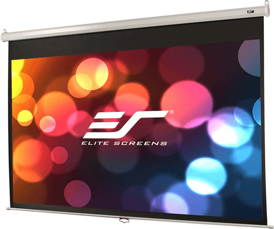 Image of Elite Screens Manual M100XWH-E24