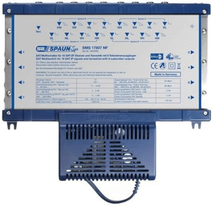 Spaun SMS 17807 NF