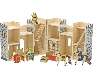 Buy Melissa Doug Fold Go Castle From 34 95 Today Best