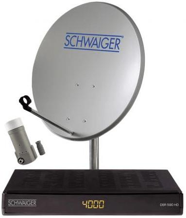 Schwaiger SAT 1591 HD