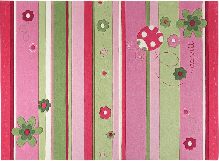 Esprit Home Kinderteppich Ladybird 90 x 160