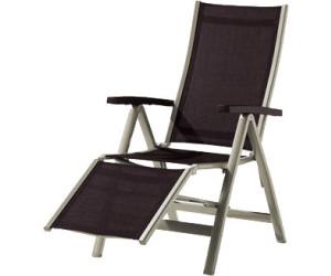 sieger montesa relaxliege alu textil ab 279 90 preisvergleich bei. Black Bedroom Furniture Sets. Home Design Ideas