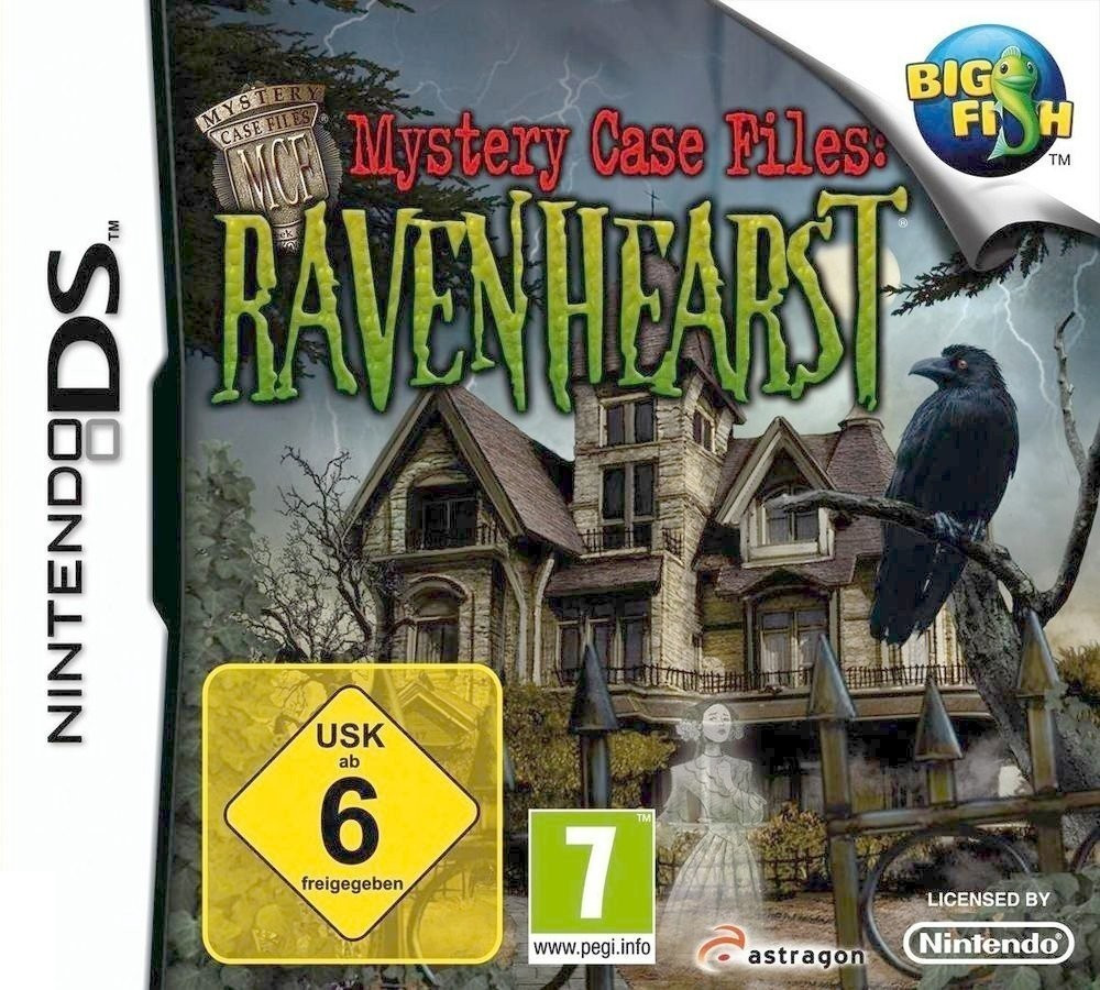 Mystery Case Files: Ravenhearst (DS)