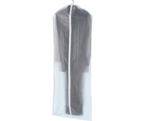 WENKO Kleidersack Transparent 150 x 60 cm Sack Klamotten Klamottensack