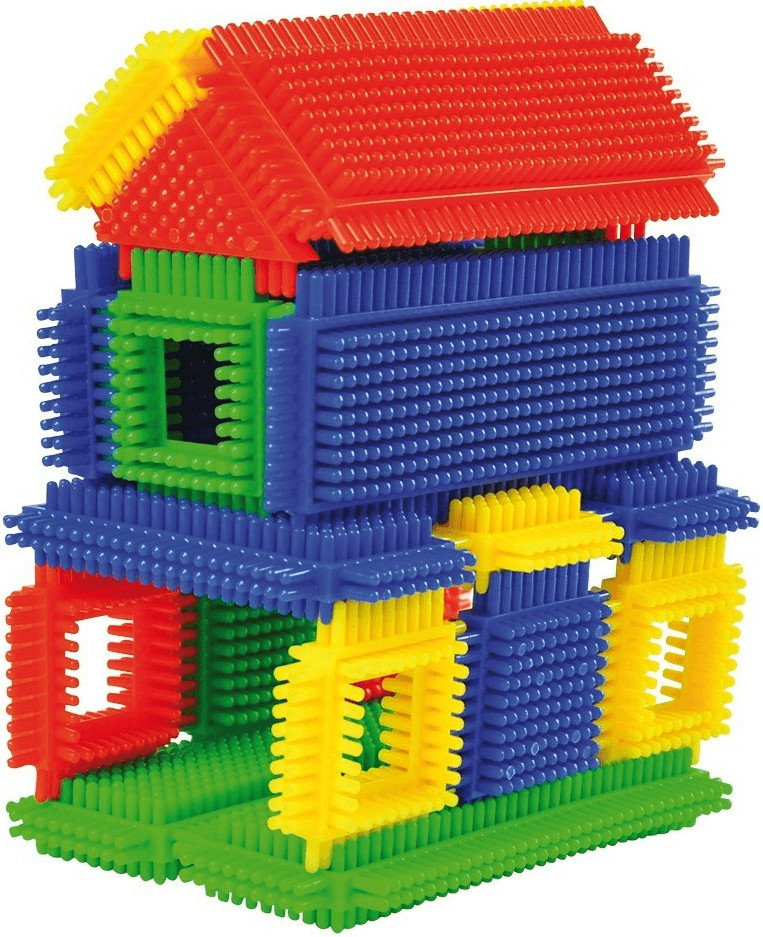 Eduplay Noppen-Bausteine mit Aufbewahrungsbox