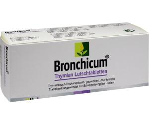 bronchicum thymian lutschpastillen ab 2 29 preisvergleich bei. Black Bedroom Furniture Sets. Home Design Ideas