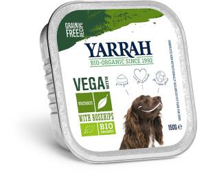 Yarrah Bio-Hundefutter Bröckchen Vega 150g
