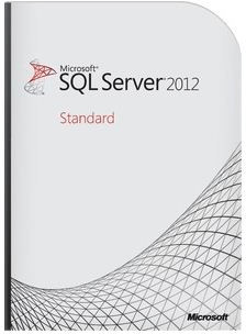 Microsoft SQL Server 2012 Standard Edition (10 ...
